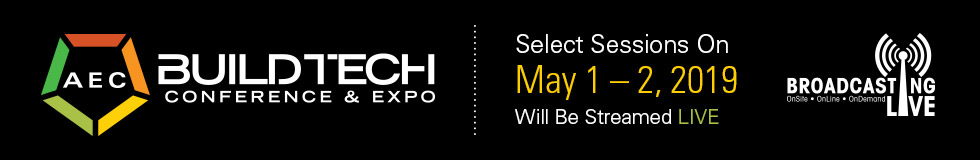 BuildTech 2019 Webinar Series