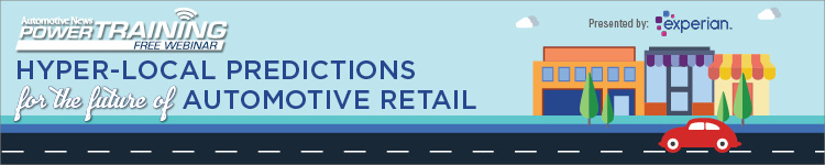 Hyper-local predictions for the future of automotive retail Registration