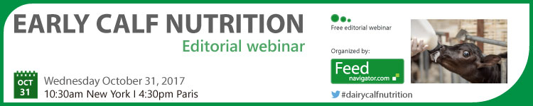 Early Calf Nutrition