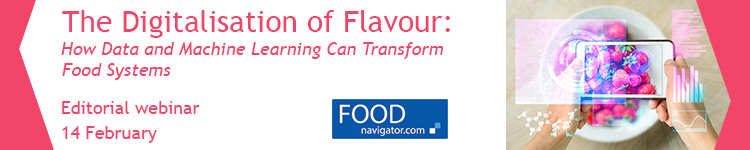 The Digitalisation of Flavour: How Data and Machine Learning Can Transform Food Systems