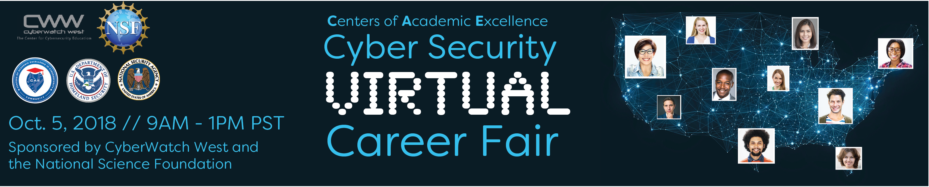 Centers for academic excellence virtual career fair 2018 registration fandeluxe Gallery