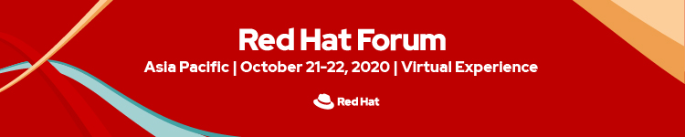 RED HAT Online Virtual Event Invitation